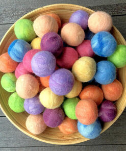 Sugarboys Fuzz Fetch Alpaca Ball Toy for Cats