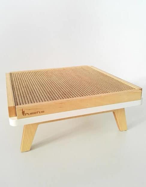 PurrFur Cardboard scratch pad
