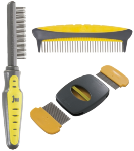 JW Grooming Combs Set