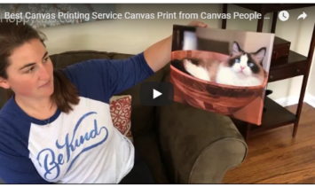 Canvas People Canvas Print Product Review