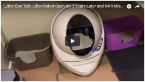 Litter Robot Interior Rubber Lining After 3 Years