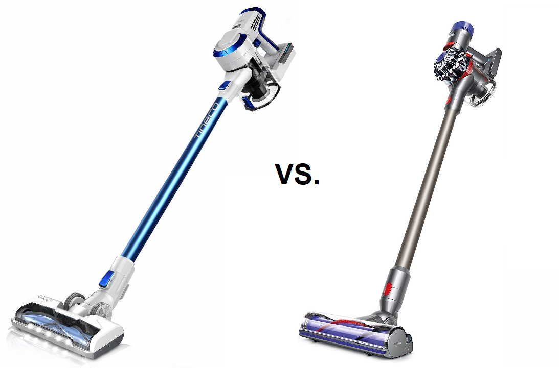 a1b874786b5 Best Cordless Stick Vacuum Cleaners 2018  Tineco A10 Hero vs. Dyson V8  Unboxing