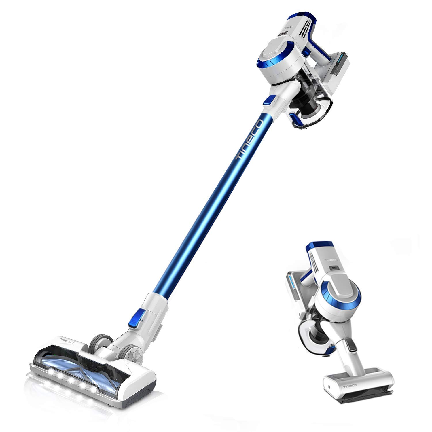 fd89599d72b ... Tineco A10 Hero Cordless Stick Vacuum Cleaner. The APEX DuoClean Zero-M  Powered Lift-Away Upright Vacuum from Shark is a