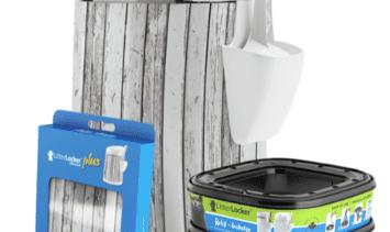 LitterLocker Design Plus Pail Starter Kit Product Review