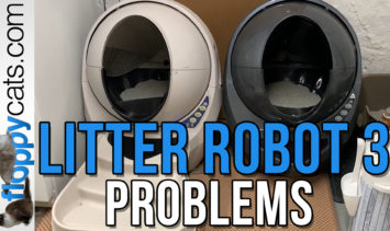 LItter Robot 3 problems