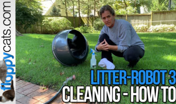 Litter-Robot 3 Cleaning - How To