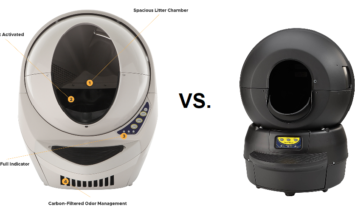 Litter-Robot 2 Classic vs the Litter-Robot 3 Open Air