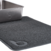 Litterbox Litter Mat Mesh Grey 3