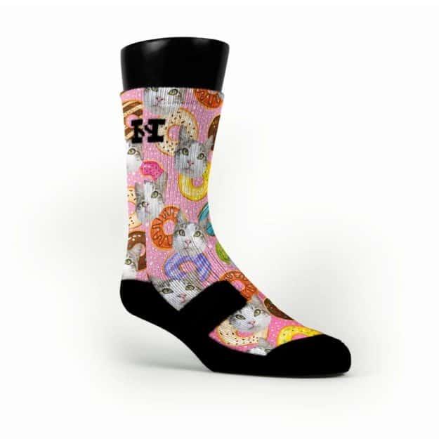 custom cat socks pet party promo code FLOPPYCATS galaxy-cat_1024x1024
