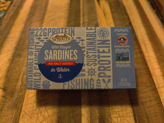 3 DIY Homemade Cat Food Recipes That Are Healthy Too FC sardines