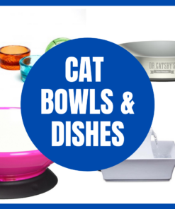 Cat Bowls and Dishes