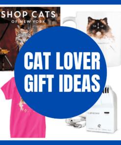 Cat Lover Gift Ideas