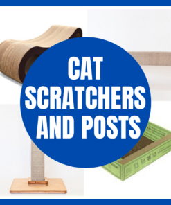 Cat Scratchers and Posts