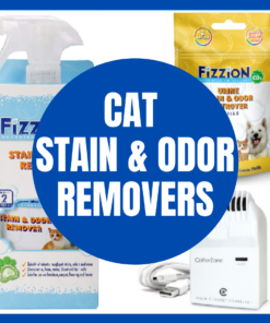 Cat Stain and Odor Removers